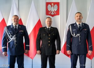 Nordic Liaison Officer awarded with a Medal of Merit for Police